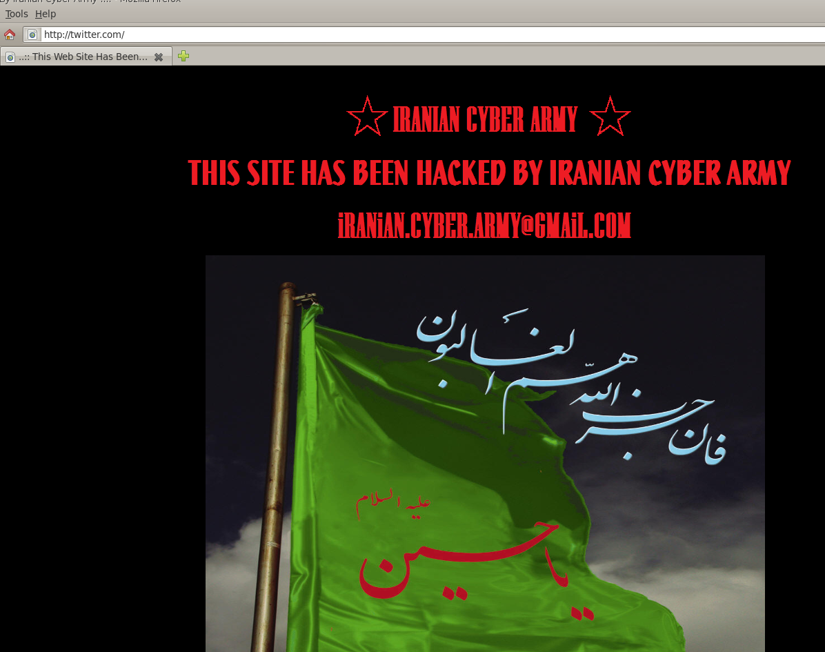 This Web Site Has Been Hacked By Iranian Cyber Army